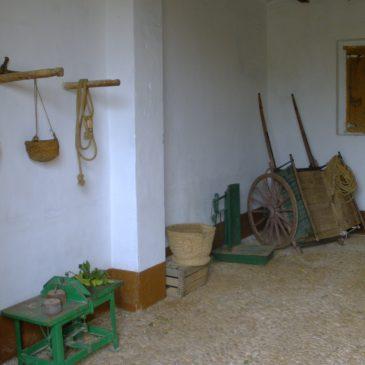 Restauración del almacén de naranjas