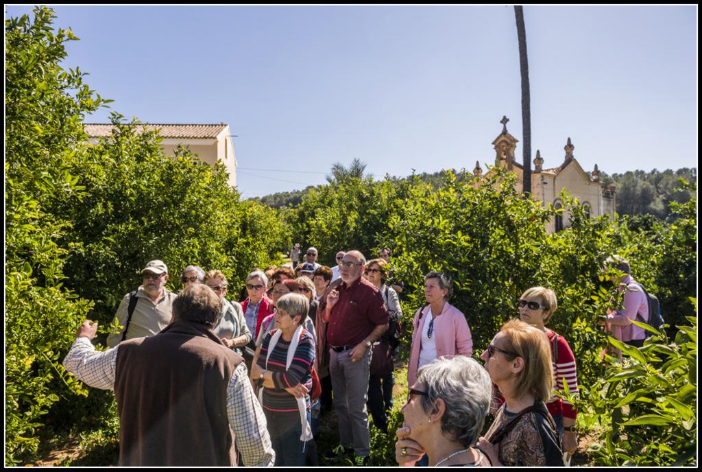 Huerto San Eusebio visita cercel 1