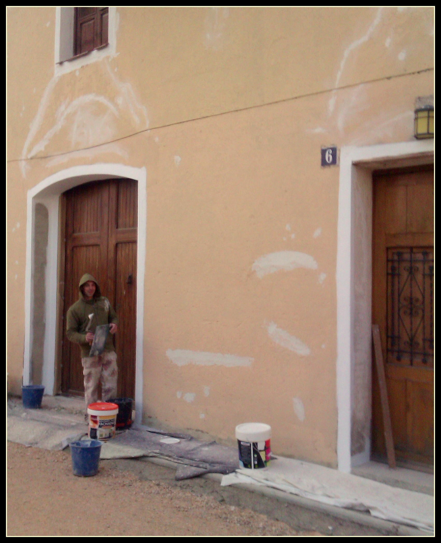 Jorge y fachada