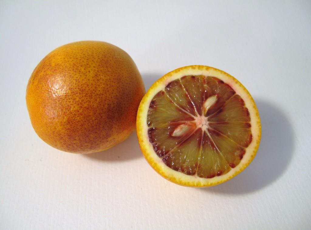 Naranja Sanguina San Eusebio