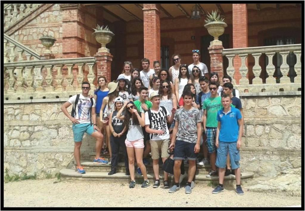 Lycee bellvue Huerto San Eusebio
