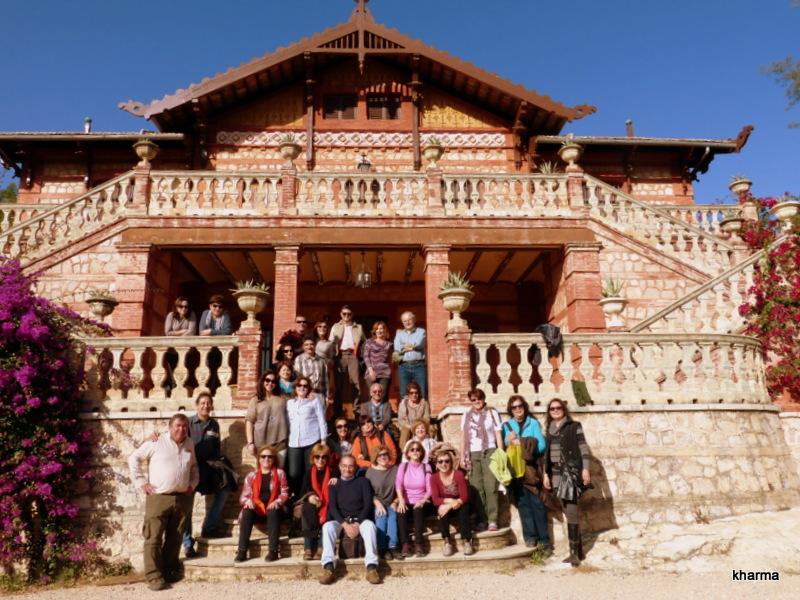 Visita ASV 3 Huerto San Eusebio