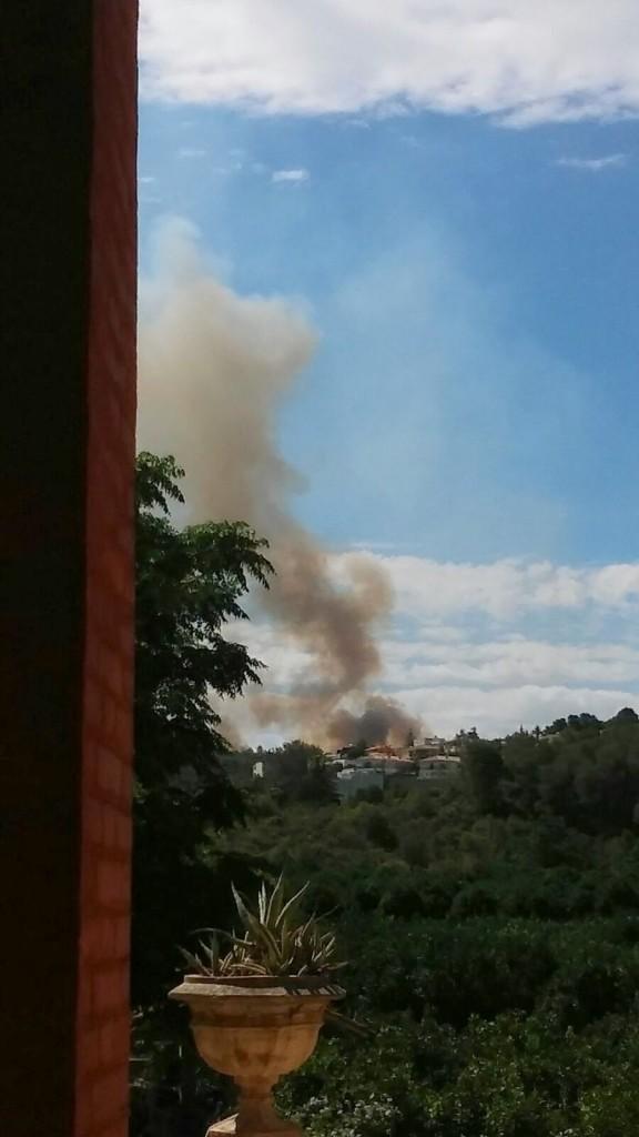 huerto san eusebio incendio 2016 1