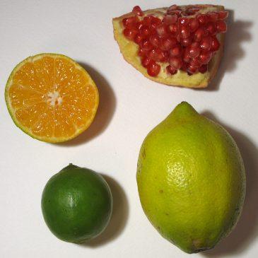 Empezamos la temporada de Mandarinas!