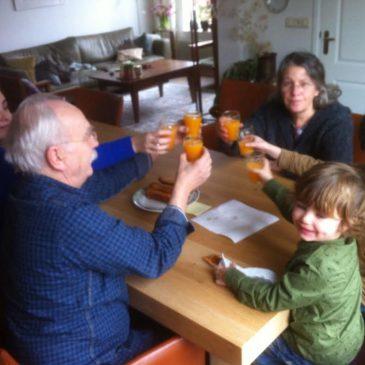 Naranjas de Valencia para Holanda