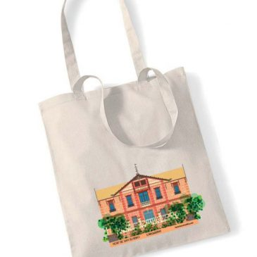 Huerto San Eusebio- cloth bag