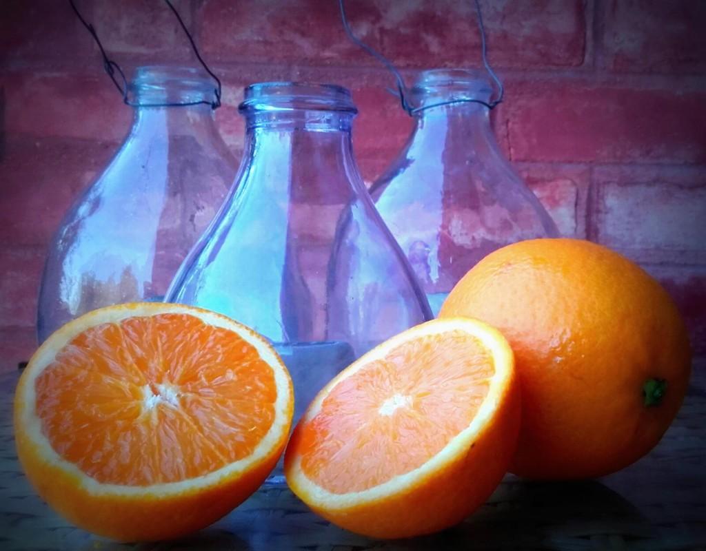 Naranjas Valencia Huerto San Eusebio