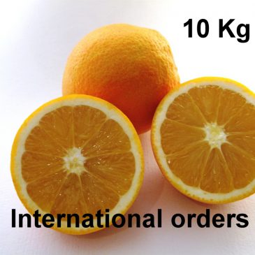 Oranges Bio 10 Kg France