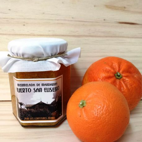 Mandarinenmermelade