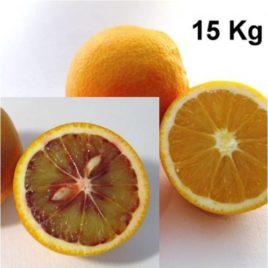 15 Kg Bio Orangen Navelate und Blutorangen