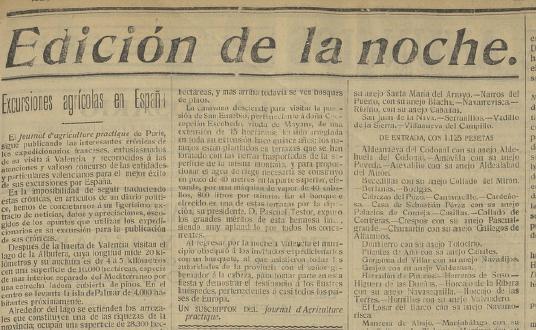 Visita Huerto San Eusebio 1911 (2)