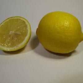 Limones ecológicos 1 Kg